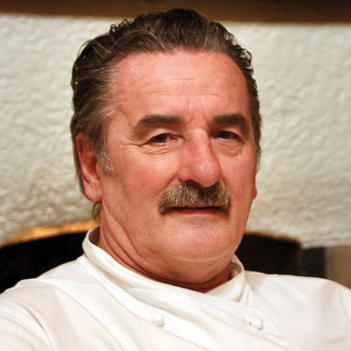 1 - Chef Peter Raith - Antico Grotto Ticino
